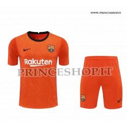 Kit Portiere Barcellona 2020/21 - Arancio