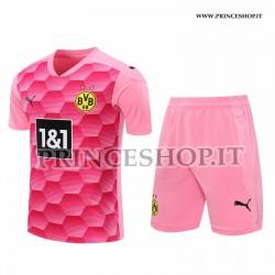 Kit Portiere Borussia Dortmund 2020/21 - Rosa