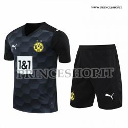 Kit Portiere Borussia Dortmund 2020/21 - Nero