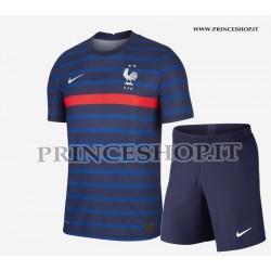 Kit Home Francia EURO 2020-21 maglia+pantaloncini