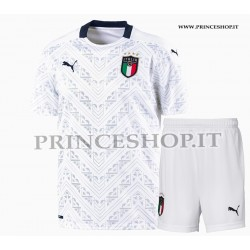 Kit Away Italia EURO 2020-21 maglia+pantaloncini