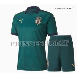 Kit Third Italia EURO 2020-21 maglia+pantaloncini