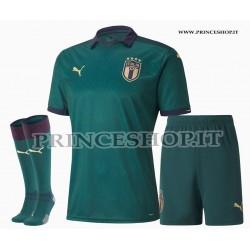 Completo Third Italia EURO 2020-21 maglia+pantaloncini+calzettoni
