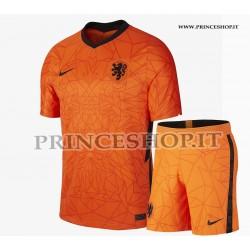 Kit Home Olanda EURO 2020-21 maglia+pantaloncini
