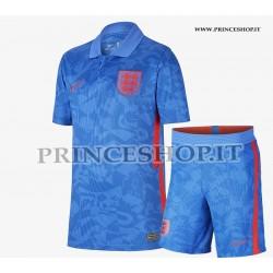 Kit Away Inghilerra EURO 2020-21 maglia+pantaloncini