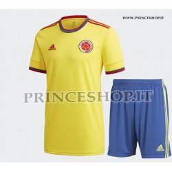 Kit Home Colombia COPA AMERICA 2021 maglia+pantaloncini