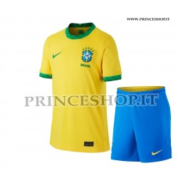 Kit Home Brasile COPA AMERICA 2021 maglia+pantaloncini