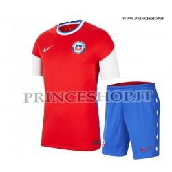 Kit Home Cile COPA AMERICA 2021 maglia+pantaloncini