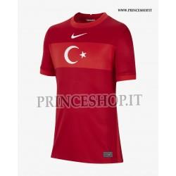 Maglia Away Turchia EURO 2020-21