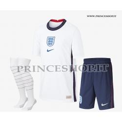 Completo Home Inghilterra EURO 2020-21 maglia+pantaloncini+calzettoni