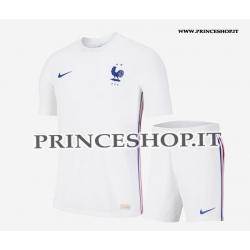 Kit Away Francia EURO 2020-21 maglia+pantaloncini