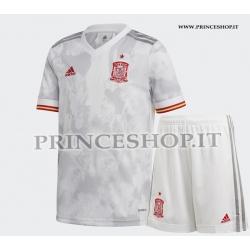 Kit Away Spagna EURO 2020-21 maglia+pantaloncini
