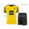 Kit Home Borussia Dortmund 2021/22 maglia+pantaloncini