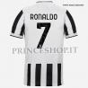Maglia Home Juventus di Cristiano Ronaldo 2021/22
