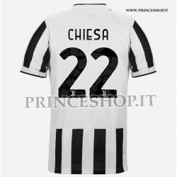 Maglia Home Juventus di Federico Chiesa 2021/22