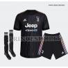 Completo Away Juventus 2021/22 maglia+pantaloncini+calzettoni