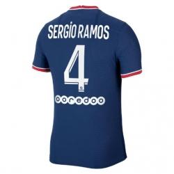 Maglia SERGIO RAMOS - Home PSG 2021/22