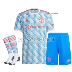Completo Away Manchester United 2021/22
