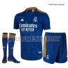 Completo Away Real Madrid 2021/22