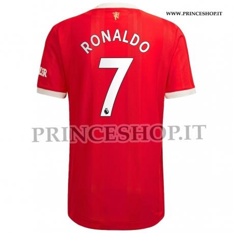 Maglia Home Manchester United 2022 di Cristiano RONALDO