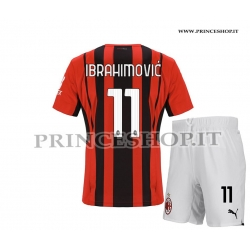 Kit IBRAHIMOVIC - Home Milan 2021/22 maglia+pantaloncini