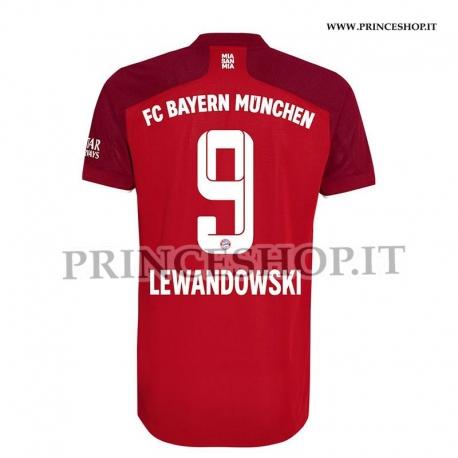 Maglia LEWANDOWSKI - Home Bayern Monaco 2022