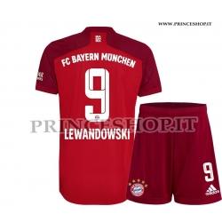 Kit LEWANDOWSKI - Home Bayern Monaco 2022
