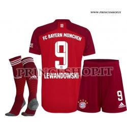 Completo LEWANDOWSKI - Home Bayern Monaco 2022