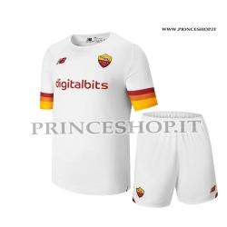 Kit Away Roma 2021/22 maglia+pantaloncini