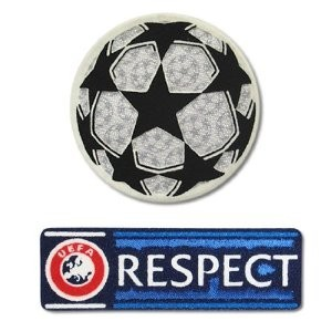 CHAMPIONS LAGUE + RESPECT