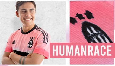 MAGLIA JUVENTUS HUMANRACE BY PHARRELL WILLIAMS