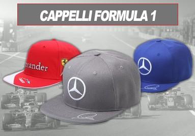 CAPPELLI FORMULA 1